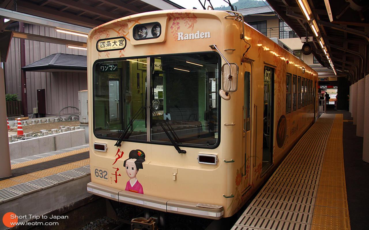 回市内的小火车