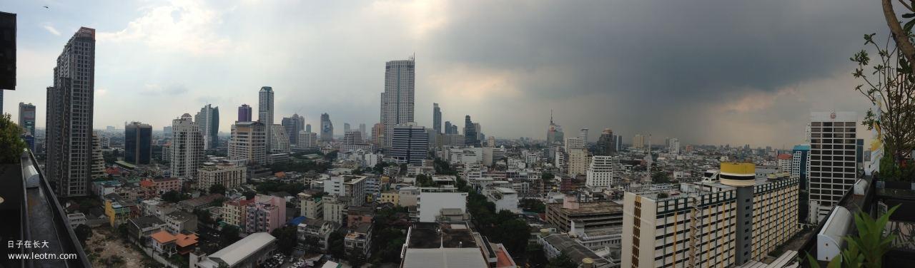 又回到曼谷~