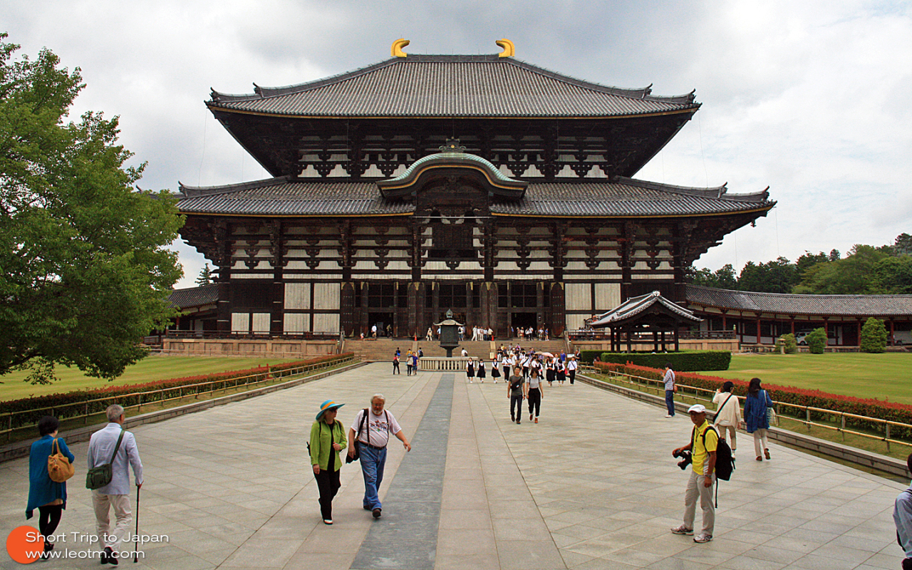 东大寺正殿