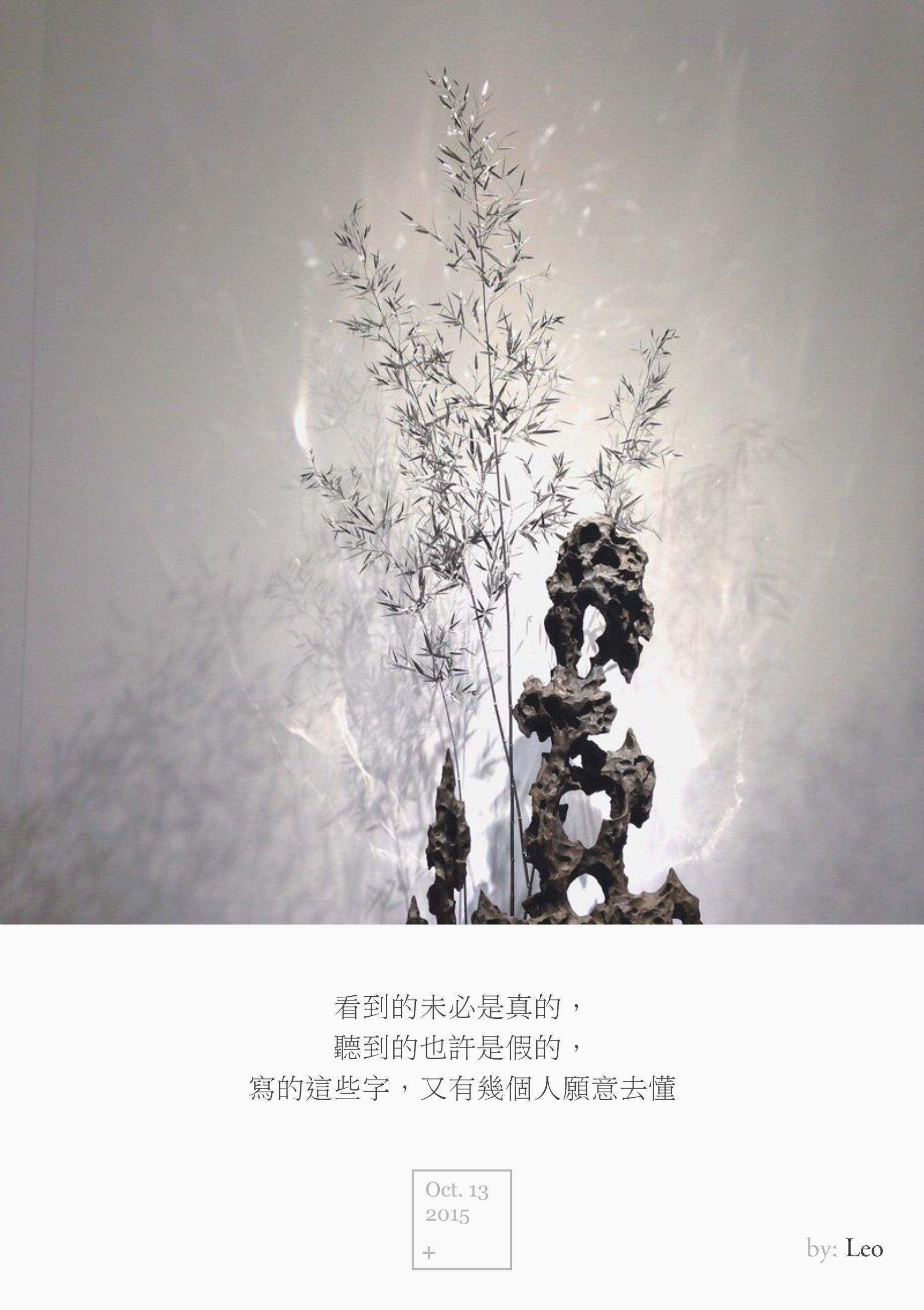 艺术展览,仿真山水盆景