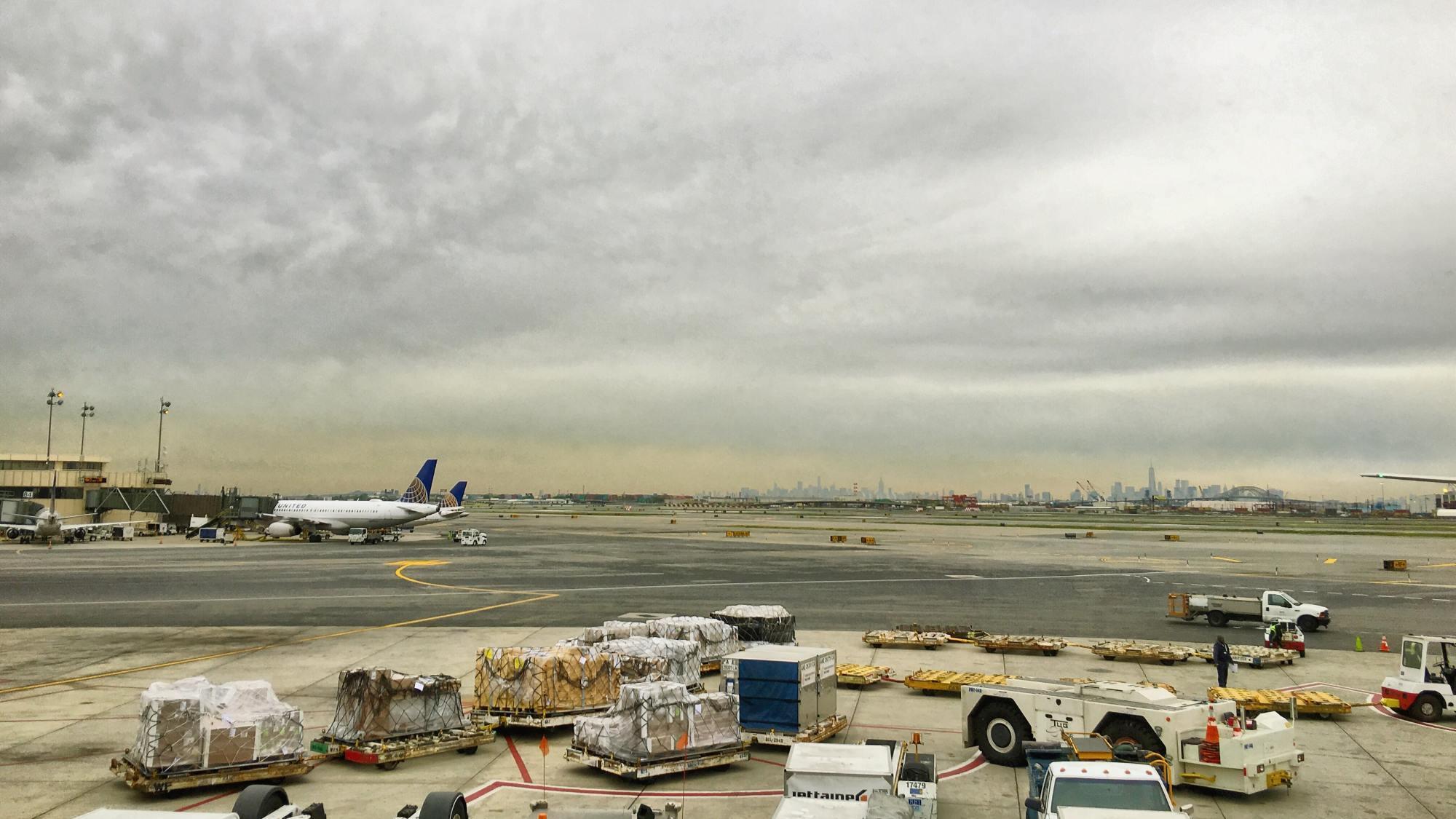 纽瓦克机场