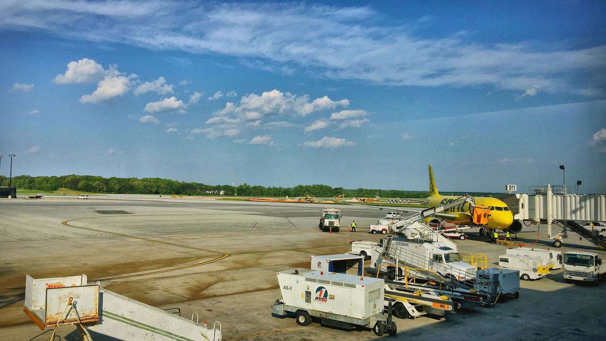 巴尔迪莫机场