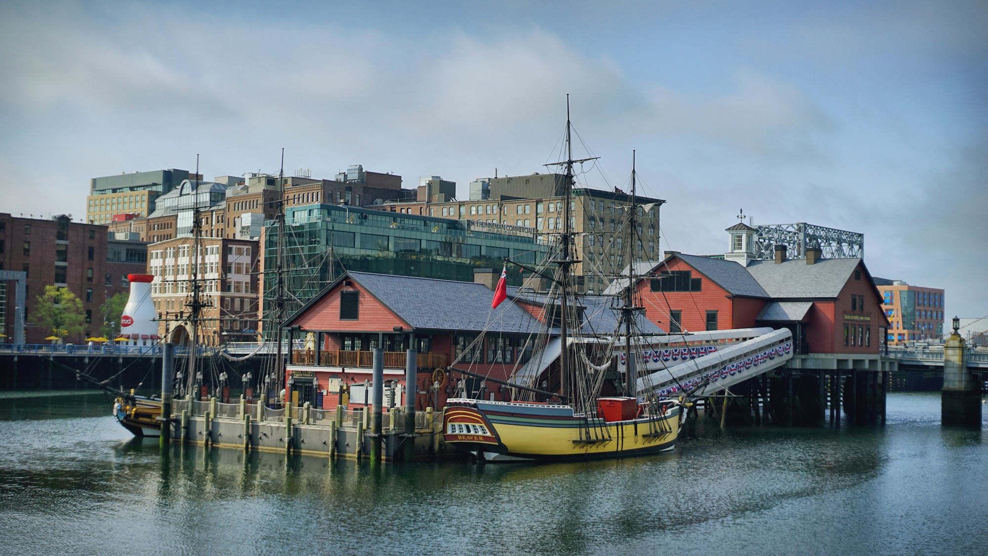 波士顿倾茶事件博物馆