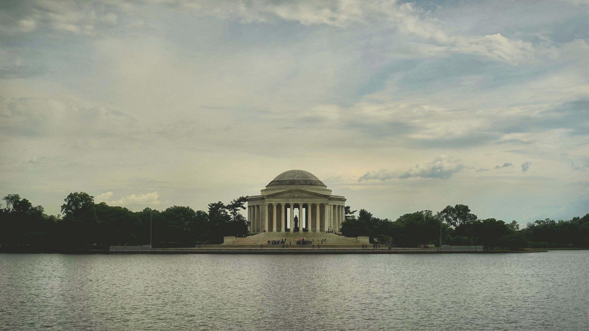 杰斐逊纪念堂