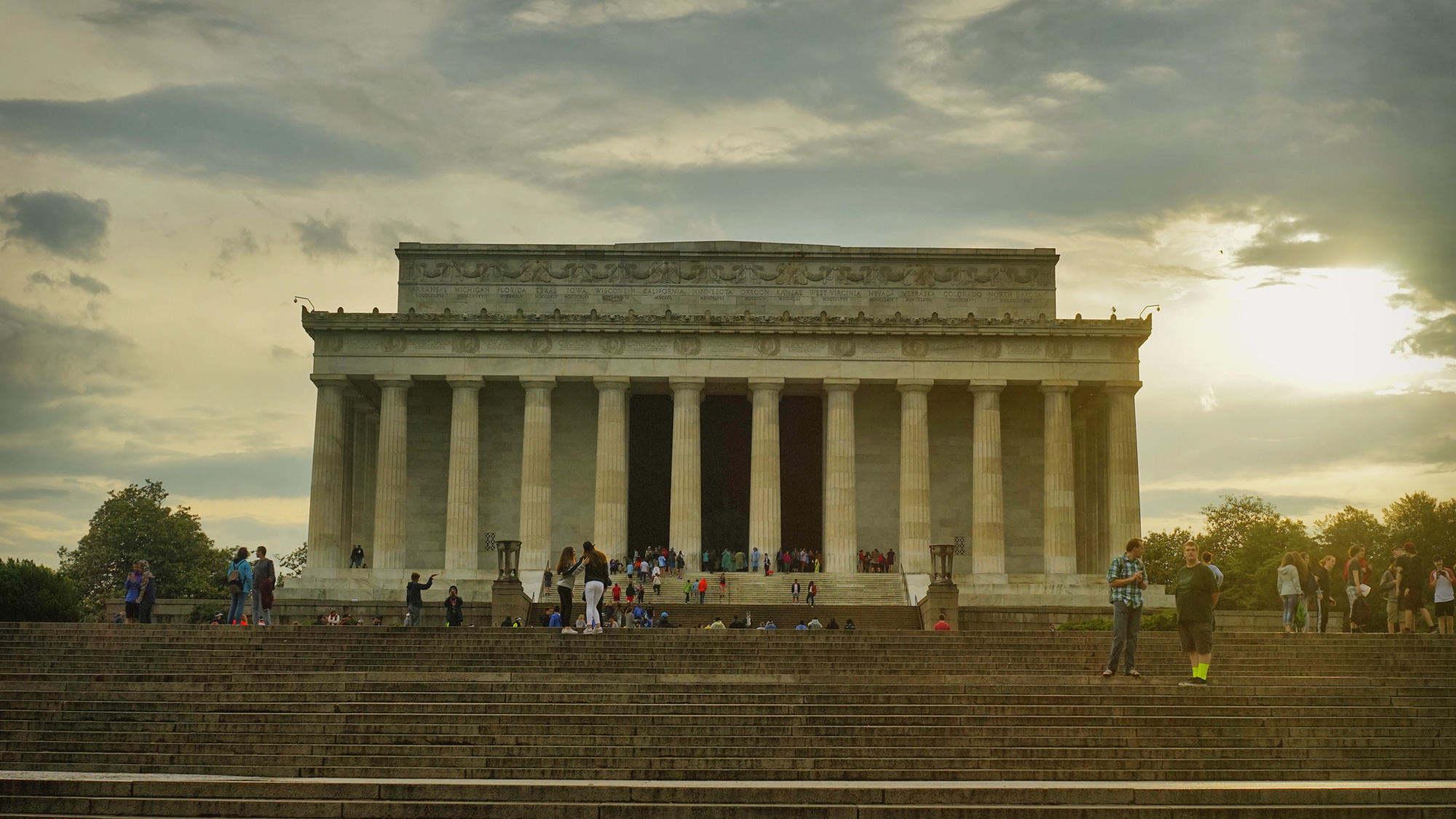 林肯纪念堂