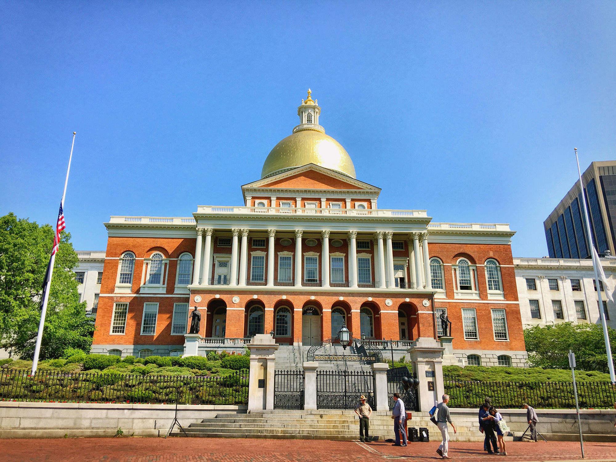 马萨诸塞州州政府