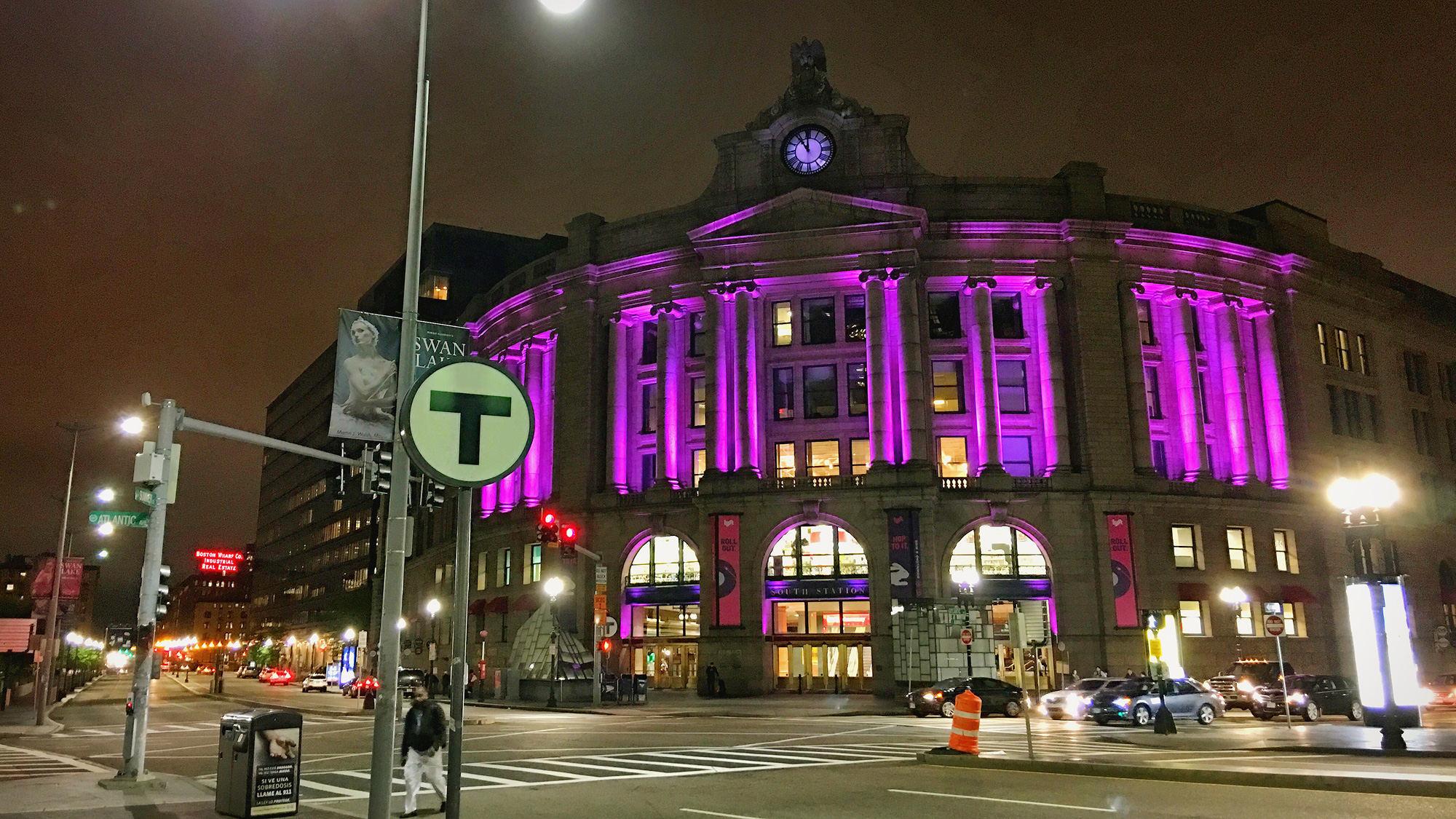 波士顿南站