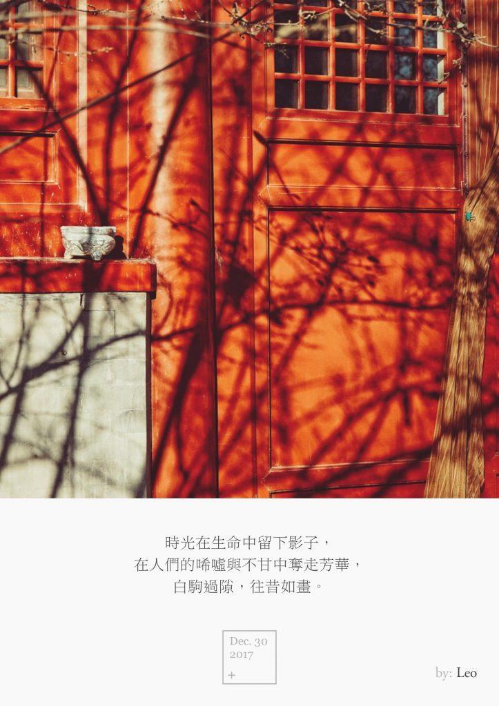 红门 影子